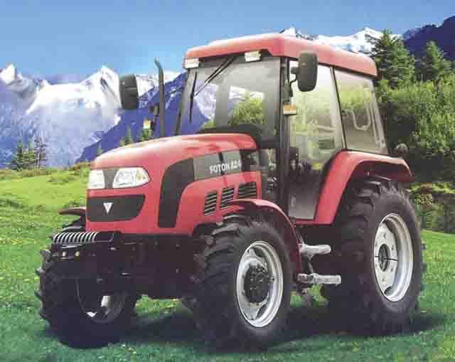 Трактор FOTON FT 824 Europard