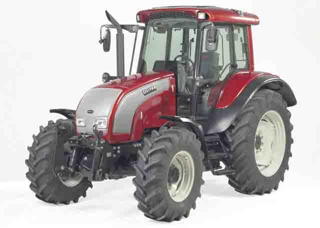 Трактор Valtra серии Т